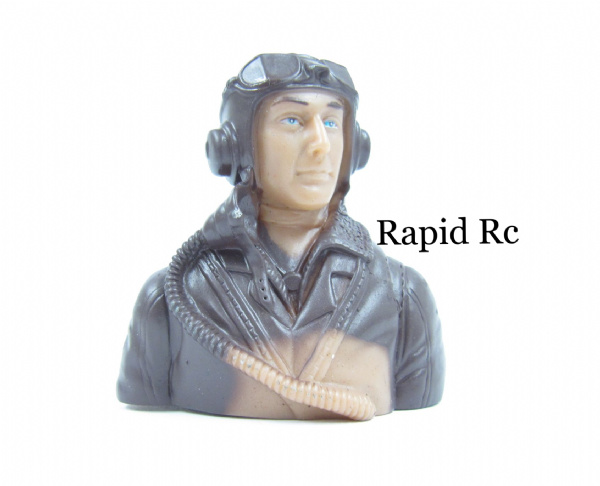 WW2 Pilot Avater 1/6 Scale   7
